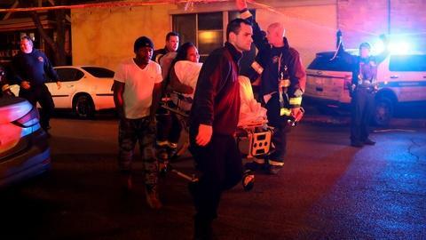 PBS NewsHour -- Another bloody weekend in violence-stricken Chicago