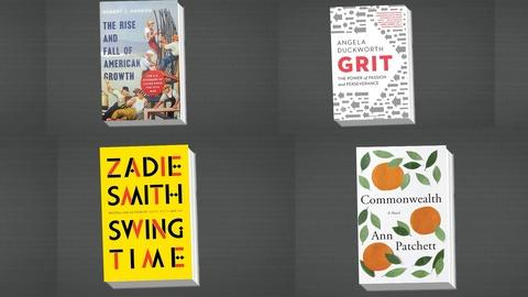 PBS NewsHour -- Four more books our critics loved this year