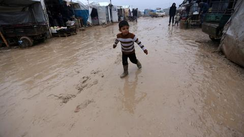 PBS NewsHour -- Aleppo's survivors face a grim, uncertain future
