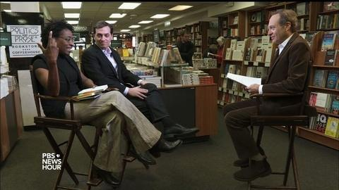 PBS NewsHour -- The best books of 2016, according to 2 best-selling authors