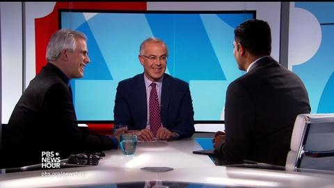 PBS NewsHour -- Brooks and Corn on whether this is now a 'bad transition'