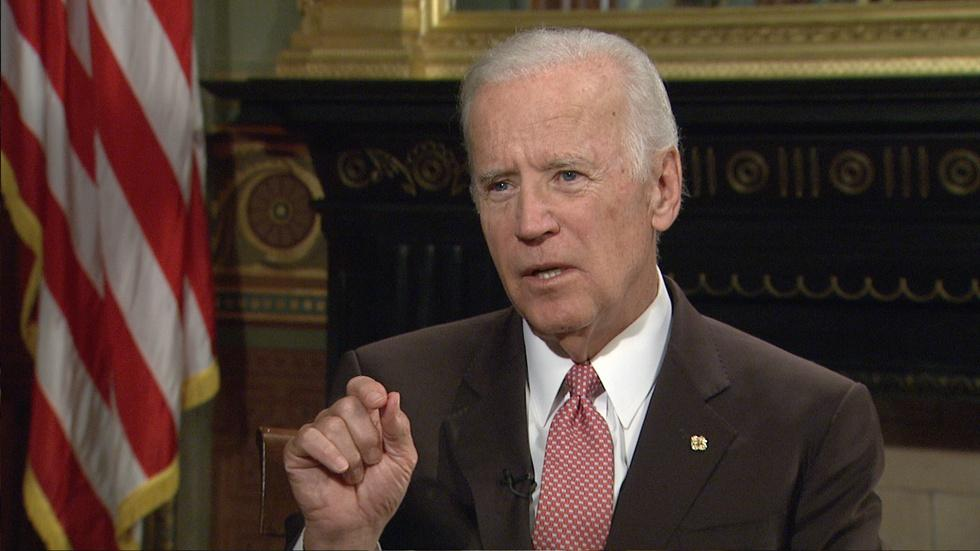 Biden: Trump belittling U.S. intelligence is 'dangerous' image