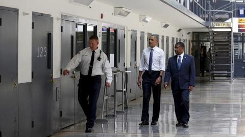 PBS NewsHour -- How Obama left his mark on the criminal justice system