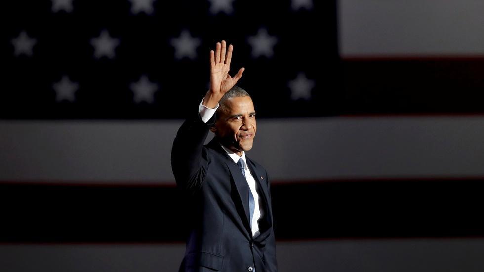 Watch President Barack Obama's full farewell speech image