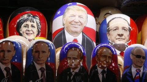 PBS NewsHour -- How credible are reports of a dossier on Russia and Trump?
