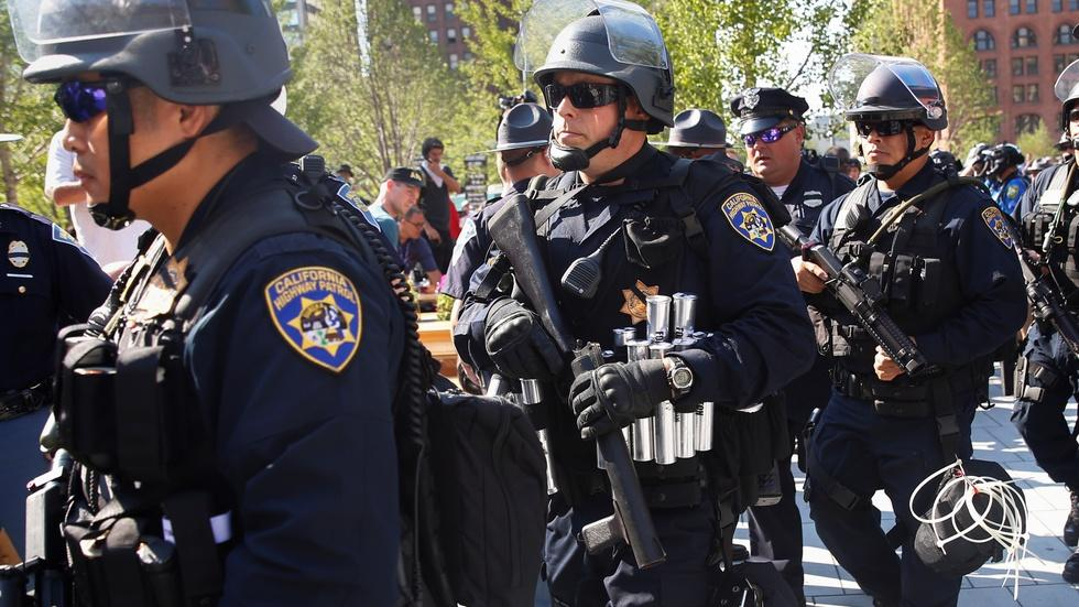 Officers are less willing to use force, survey shows image