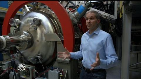 PBS NewsHour -- Is fusion energy possible in our lifetime?