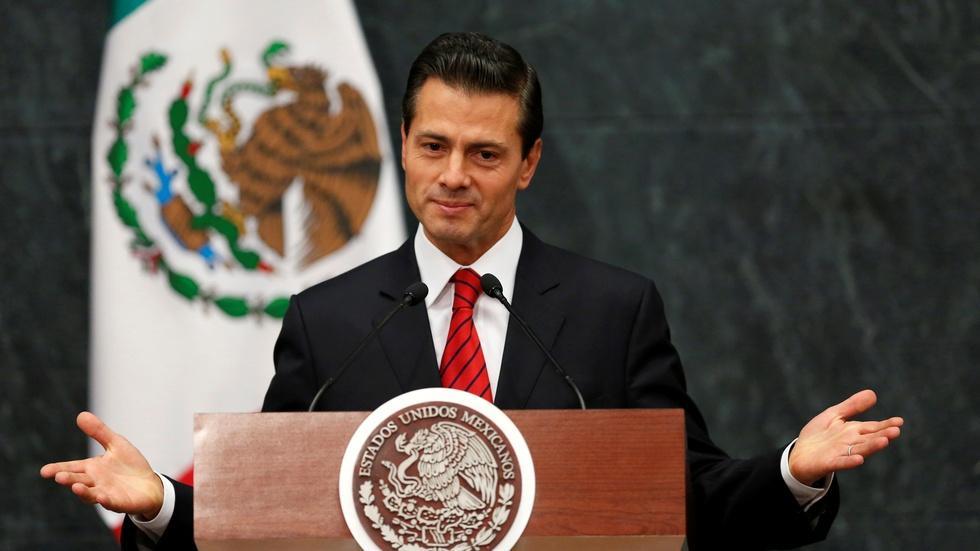 Trump, Mexican President Peña Nieto to meet in Washington image