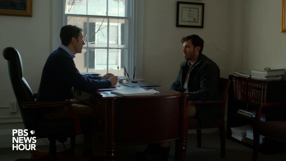 Manchester by the Sea' finds love in unimaginable loss image