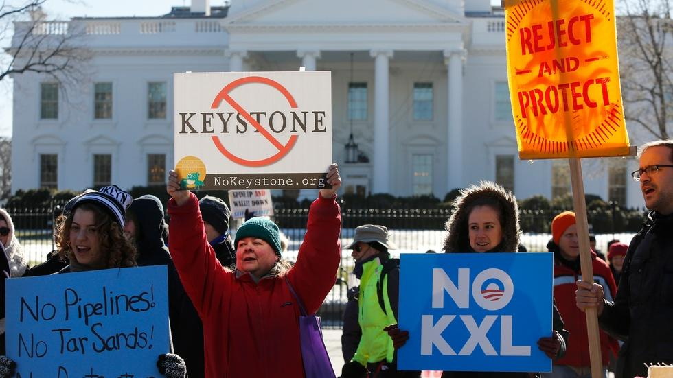 Trump prioritizes pipelines over environmental protections image