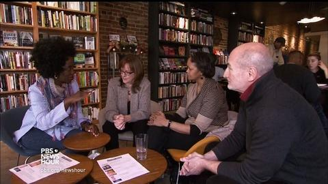 PBS NewsHour -- Are you hanging off a financial cliff? Here's how to cope