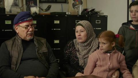 PBS NewsHour -- Refugees already settled in U.S. concerned over Trump order