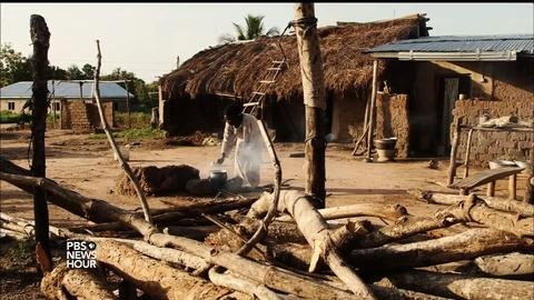 PBS NewsHour -- Can a cleaner cookstove save lives?