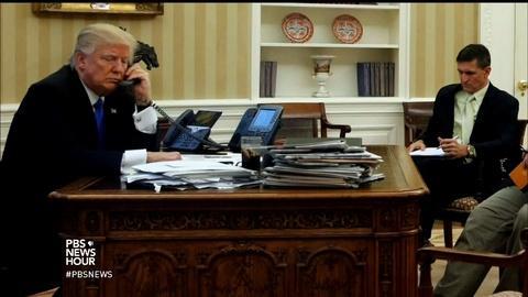 PBS NewsHour -- When does tough diplomatic talk go too far?
