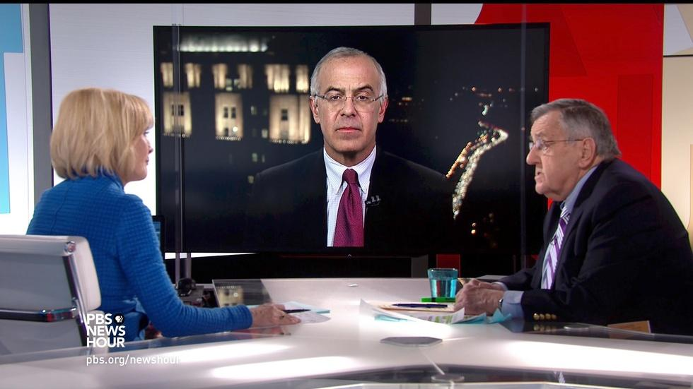 Shields and Brooks on immigration ban court defeat image