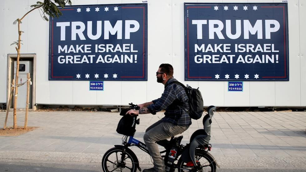 Will Trump's affinity for Israel translate into new policy? image
