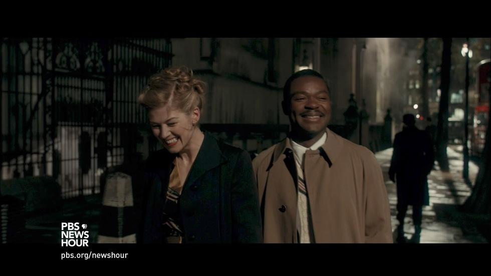Why David Oyelowo made sure this love story became a movie image