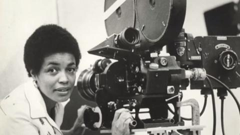 PBS NewsHour -- A groundbreaking filmmaker finally gets her time to shine
