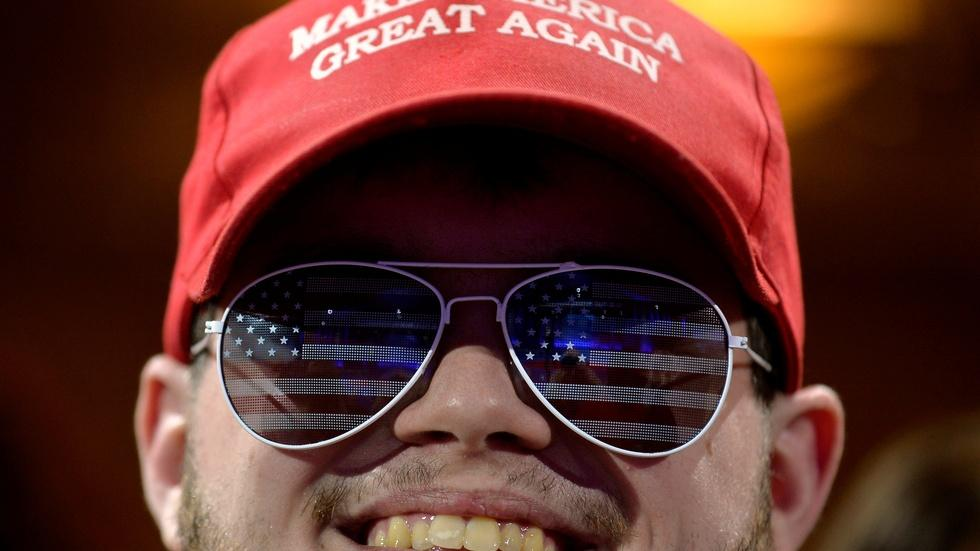 At annual CPAC, new energy reflects new Trump administration image