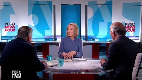 PBS NewsHour -- Shields and Brooks on tea party lessons for Democrats