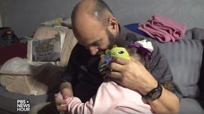 PBS NewsHour -- The foster father who takes care of terminally ill kids