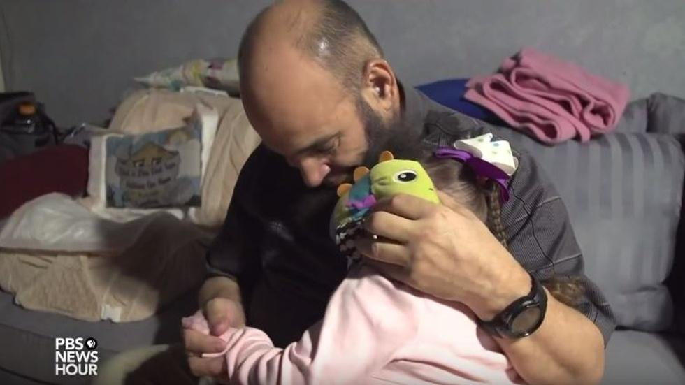 The foster father who takes care of terminally ill kids image