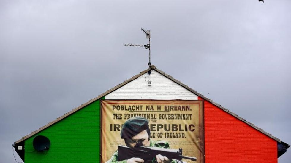Brexit stirs up old divides in Northern Ireland image