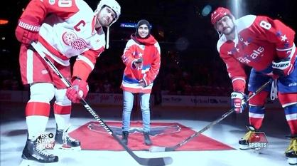 PBS NewsHour -- Female hockey player from UAE scores respect