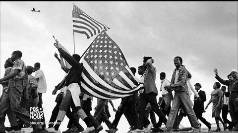 PBS NewsHour -- Photos show undeniable history of the civil rights movement