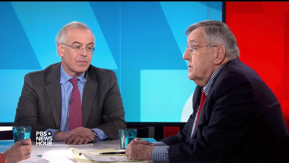 Shields and Brooks on Russia investigation questions image
