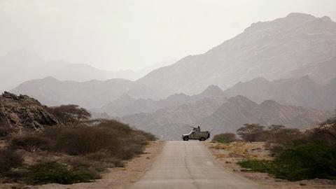 PBS NewsHour -- U.S. warplanes bombard al-Qaida in Yemen
