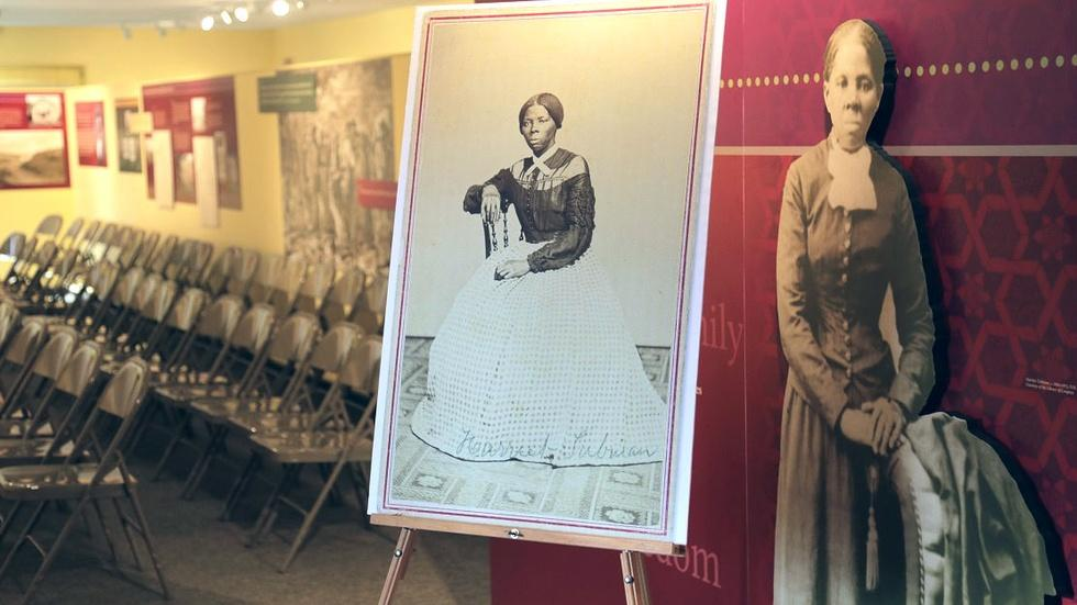 New national park celebrates Harriet Tubman's legacy image