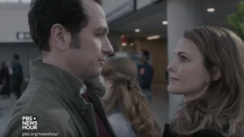 PBS NewsHour -- 'The Americans' sees a perfect moment to humanize espionage