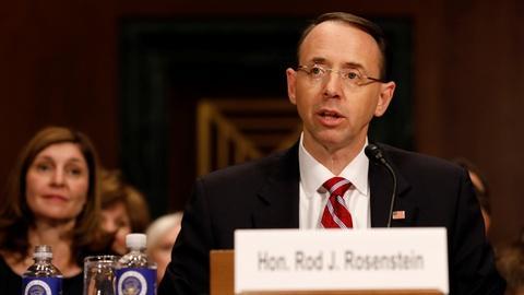 PBS NewsHour -- News Wrap: DOJ nominee questioned over Russia investigation