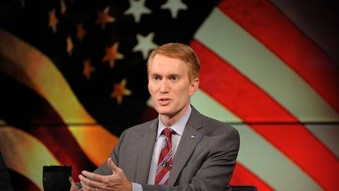 PBS NewsHour -- Lankford: Trump tax records not relevant to Russia probe