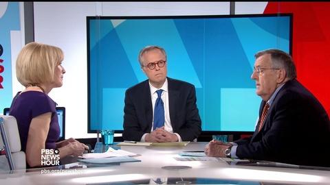 PBS NewsHour -- Shields and Gerson on GOP health care bill conflict