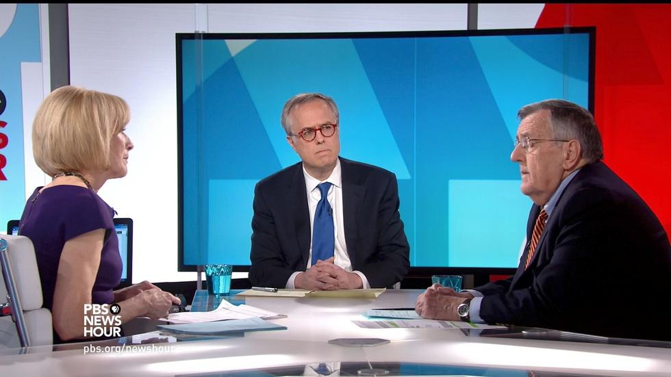 Shields and Gerson on GOP health care bill conflict image