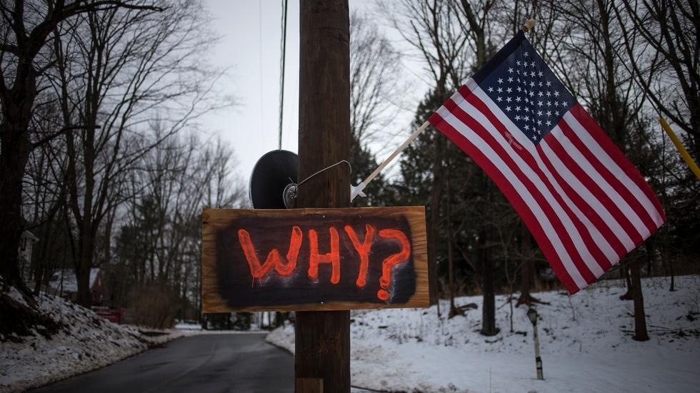 Documentary 'Newtown' examines a town's lasting trauma image