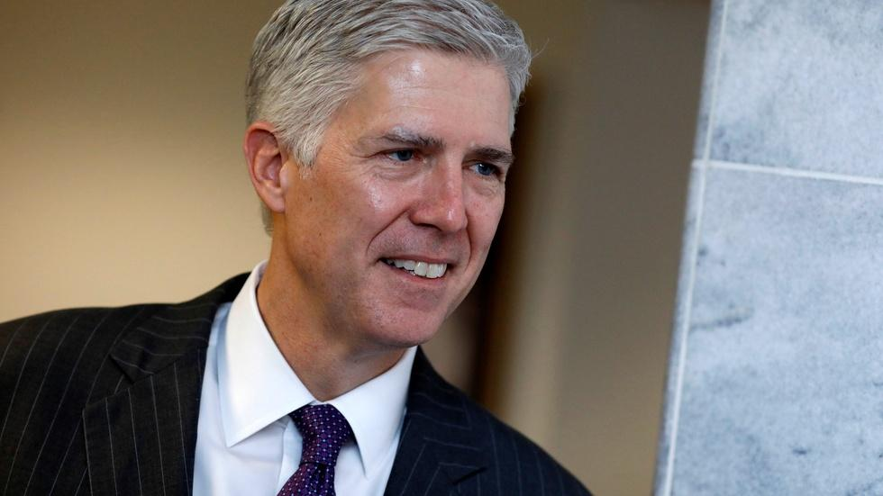 Gorsuch confirmation hearings set to begin image