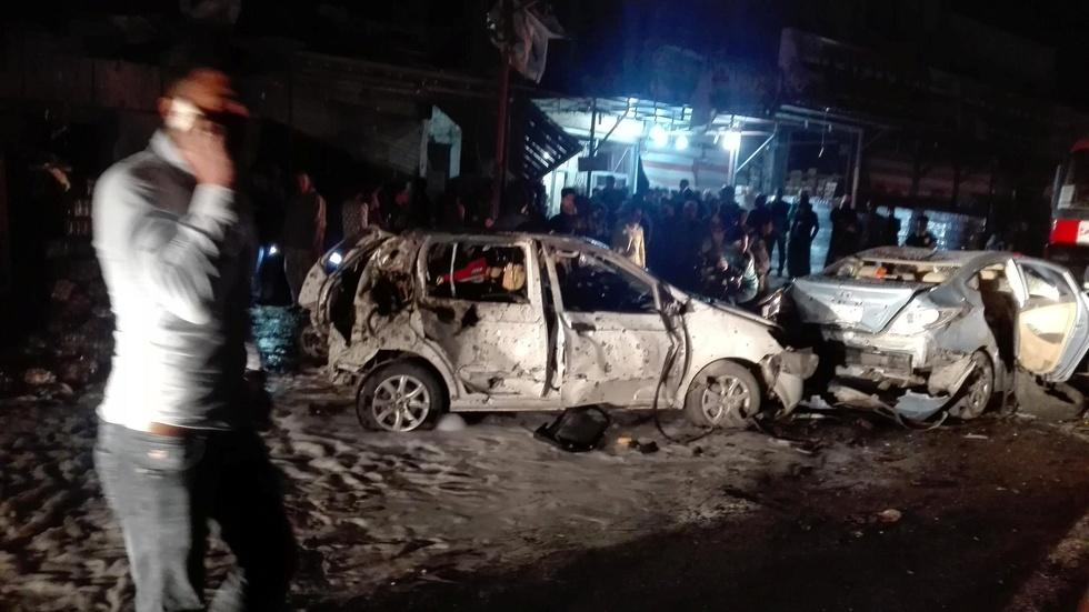 News Wrap: Deadly suicide car bomb explodes in Baghdad image