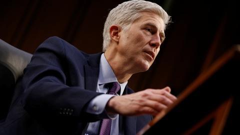 PBS NewsHour -- Did senators get enough substance on Gorsuch's views?
