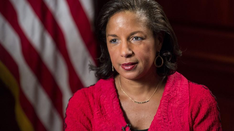 Rice: The world wonders if the White House can be trusted image