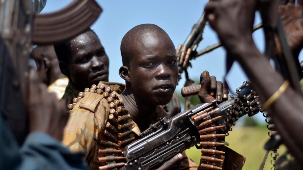 South Sudan faces famine, potential genocide in civil war image