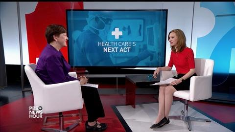 PBS NewsHour -- How healthy are the Affordable Care Act marketplaces?