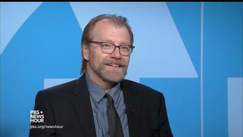 PBS NewsHour -- George Saunders writes a ghost story about Lincoln's grief