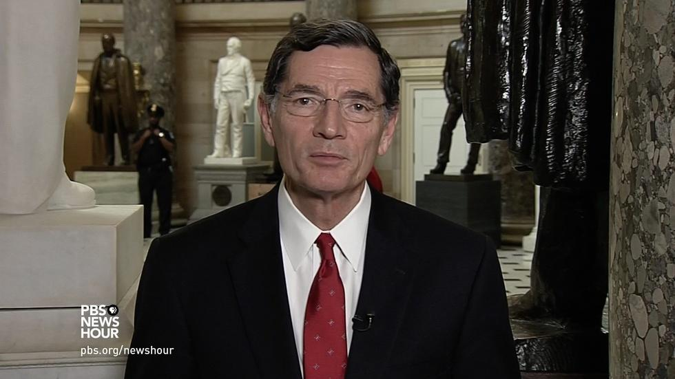 Barrasso: Climate rollback helps U.S. as energy superpower image