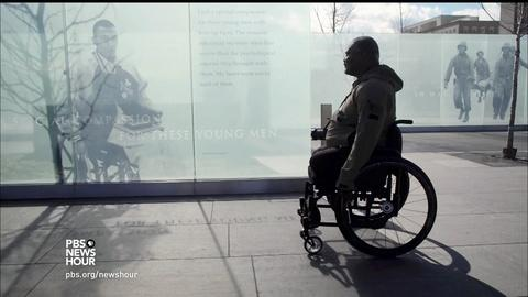 PBS NewsHour -- The stigma that stops veterans from getting help for PTSD