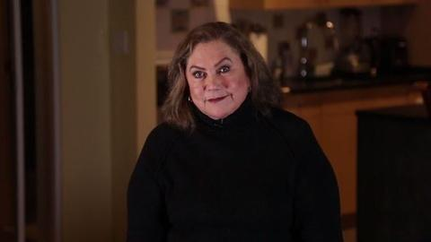 PBS NewsHour -- Kathleen Turner wants women to realize their own value