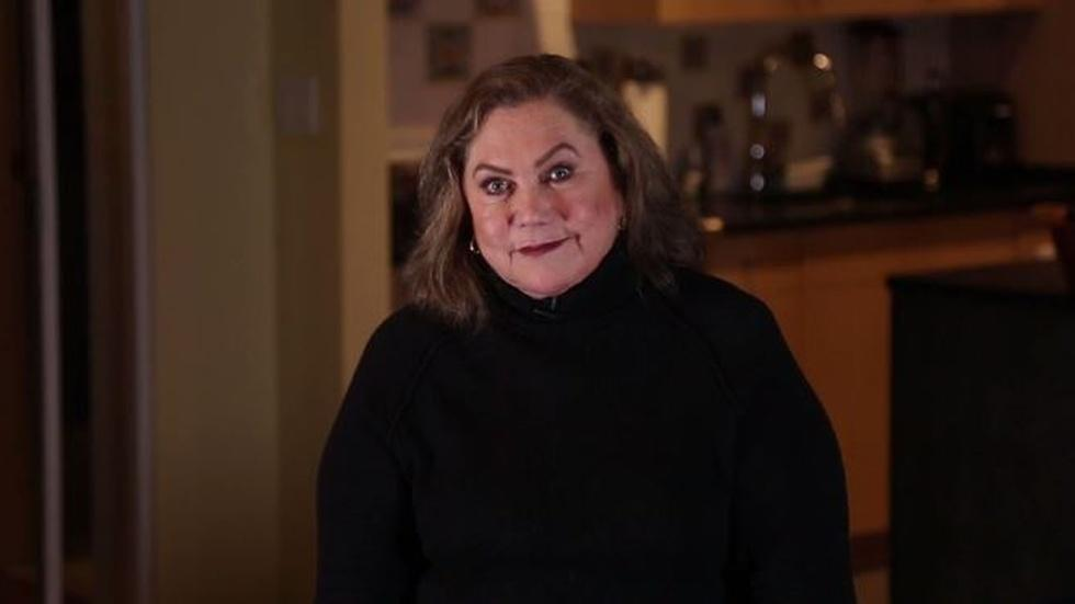 Kathleen Turner wants women to realize their own value image