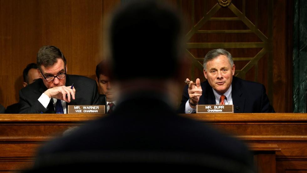 Senate hearing highlights Russian disinformation influence image